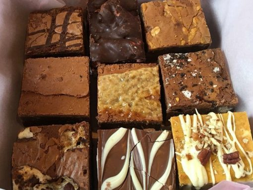 Celtic Brownies